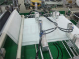 Saco automático da película da bolha do PE que faz a maquinaria