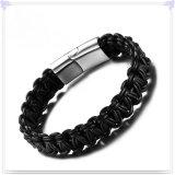De Armband van het Leer van de Juwelen van het Leer van de Juwelen van de manier (LB087)
