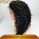 Парики прибытия самого лучшего парика шнурка волос качества индийского новые для чернокожих женщин (FDX-SM-2016-6)