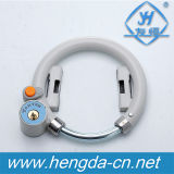 Yh9160 Ferradura Lock / Steel Circle Lock / Ring Lock da bicicleta