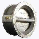 De molde do ferro da placa válvula de verificação dupla Nodular do retorno não (H77X-10/16)