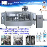 Mineral Water/Drinking Water Production LineのためのターンキーProject