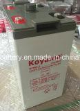 batterie de télécommunications de 600ah 2V AGM