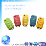 Новые цветастые дистанционные управления Autocop Flip с 3 кнопками