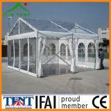 Baldacchino trasparente esterno della tenda di cerimonia nuziale del partito della tenda foranea