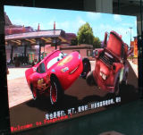 P6 실내 풀 컬러 높은 정의 발광 다이오드 표시 스크린