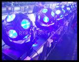 1개의 이동하는 헤드 LED 효력 빛 (B12-10)에 대하여 축구 디자인 12X10W RGBW 4