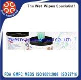 Spunlace Vliesstoff-Wischer, nichtgewebtes Gewebe-industrielle Wischer-Rolle