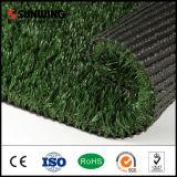 Tapete artificial verde natural da grama dos fabricantes de China para o jardim