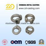 OEMの合金鋼鉄機械化を用いる失われたワックスの鋳造