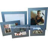 Сортированная рамка фотоего подарка бумаги искусствоа цвета красная Textured выдвиженческая
