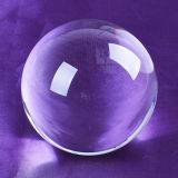 ホームDecoration 100mm Clear Crystal Glass Ball