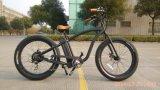 Bicicleta eléctrica del neumático gordo de Pedalec de 7 velocidades