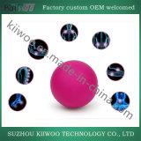 Йога Fitball шарика массажа силиконовой резины