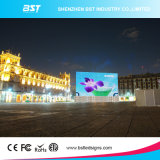 Bst impermeable al aire libre pantalla LED P6 publicidad al aire libre pantalla LED precios