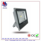 セリウム2年のWarranty Epistar Chipの100W LED Flood Light