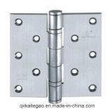"""木のドア(5 """" X5 """" X4.5mm-2BB)のためのステンレス鋼のドアヒンジ"""