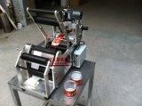 Empaquetadora semiautomática libre de la botella de la máquina del rotulador de la máquina de etiquetado de la botella redonda Shippingmt-50 con la impresora