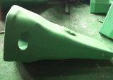 Dentes da cubeta da máquina escavadora de Terex Rh40e