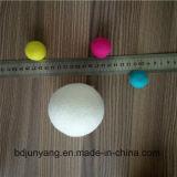 Wolle-Filz-Trockner-Kugeln des Qualitäts-Werksgesundheitswesen-100% für Wäscherei