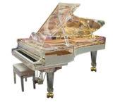 호텔 가구를 위한 수정같은 보석 아크릴 그랜드 피아노
