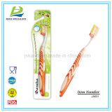 Erwachsene Massage-Zahnbürste mit Zunge-Reinigungsmittel