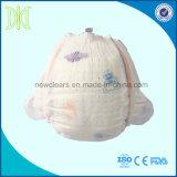 Pannolini a gettare ultra sottili molli del pannolino del bambino del cotone di 100%