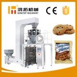 Auto máquina de empacotamento vertical do biscoito