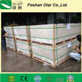 자연적인 Ivory Color Calcium Reinforced Silicate Board (분할 천장)