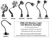 luz flexible 24V/100-240V de la herramienta de máquina del CNC LED de 7W /9.5W