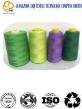 Amorçage de couture tourné par faisceau de polyester de 100% pour le textile