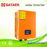 1000W 2000W 3000W 40A/60A MPPTの太陽インバーター壁の台紙