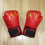 Кожа перчатки бокса Анти--Морщинки Ссадин-Сопротивления синтетическая (HST157)
