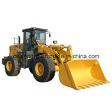 5t Heavy Construction Front End Wheel Loader 중국제