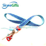 Customized professionale Lanyard con Logo Design