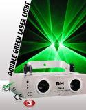 Luz laser principal doble del verde DPSS