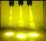 Testa mobile 90W /150W/200W del PRO LED punto della Cina per effetto di esposizione della fase