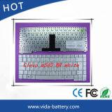 Горячая продавая складная клавиатура для черноты Br Clevo M540 M54