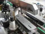 Machine à étiquettes de doubles côtés auto-adhésifs automatiques de Yxt-C