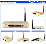 Housing di alluminio TV Box T8 Plus con il gigabit Ethernet di Amlogic S812