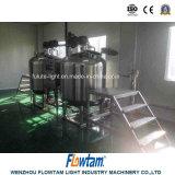 Espejo de mezcla higiénico del tanque del acero inoxidable pulido para la bebida
