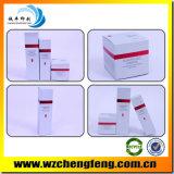 Caja de empaquetado de papel de la cartulina caliente de la venta para la medicina
