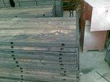 Páletes para a máquina do bloco, placas de madeira para a máquina do bloco