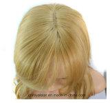 Peluca de Remy de la Virgen de la moda del pelo del cordón del pelo humano de la onda del cuerpo de la peluca de encaje completa