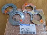 Pièces de rechange de chargeur de roue, côté de plat (705-17-04611)