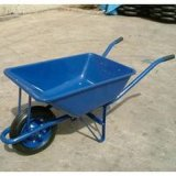 Tire 3.50-8PU Foam Wheel를 가진 산업 Wheelbarrow