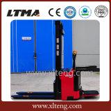 Ltma 1.2トンセリウムの証明書が付いている小型電気パレットスタッカー
