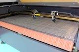 Étiquette de commande numérique par ordinateur de machine de découpage de laser de caméra ccd/logo/cuir/coupeur visuel de tissu/papier
