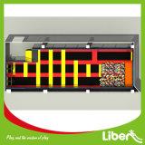 Superspaß-entspannender springender Trampoline-Park