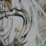 telas de seda Chiffon de 8m m